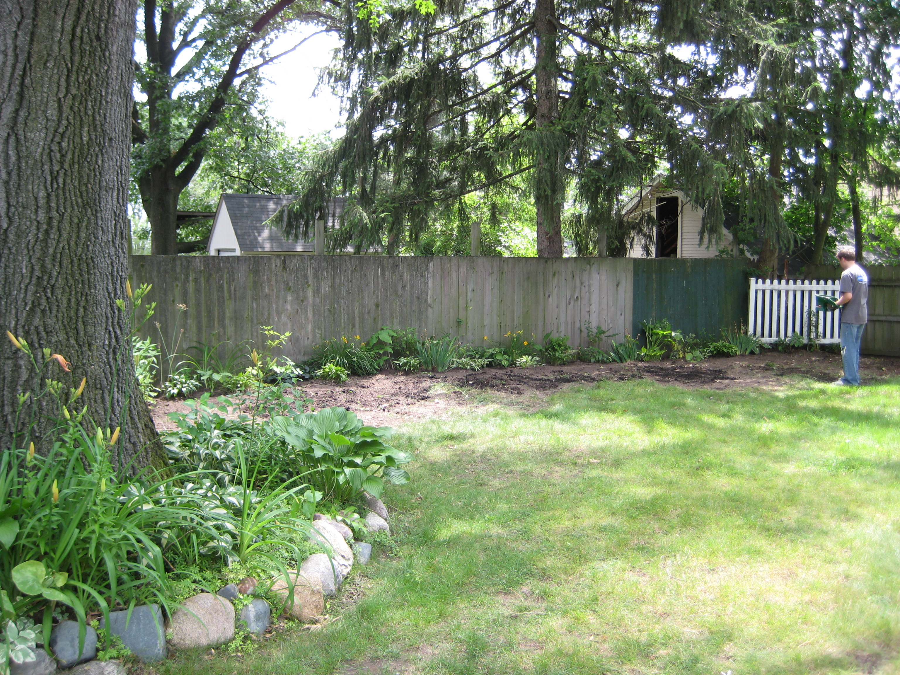 Backyard Entertaining Privacy Fence This Nest Is Best