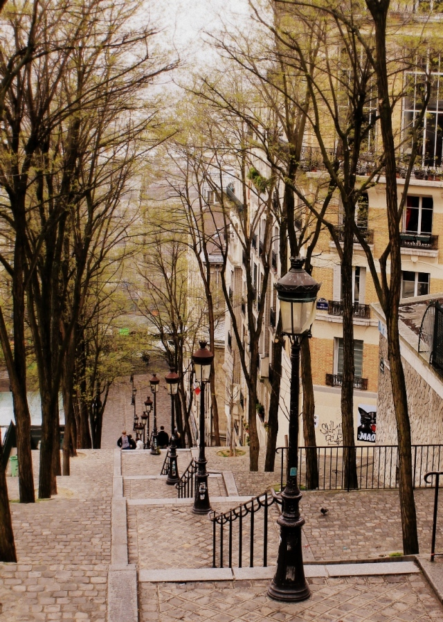 Paris Vacation Photos
