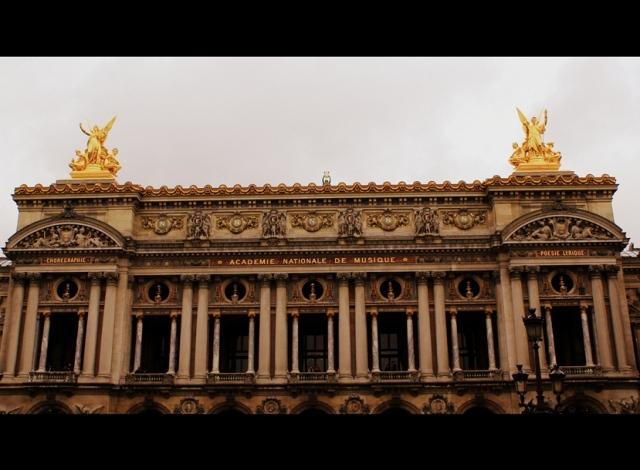 Paris Vacation Photos   This Nest is Best