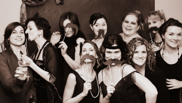 Speakeasy Party | This Nest is Best
