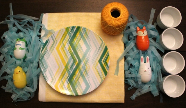 Easter 20/20 Tablescape | This Nest is Best