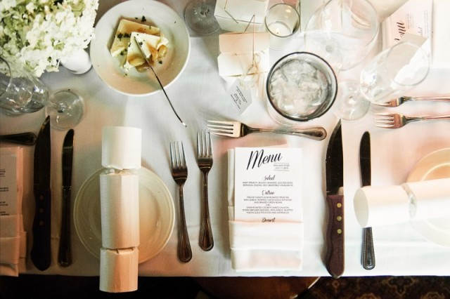 Wedding Tablescape - This Nest is Best